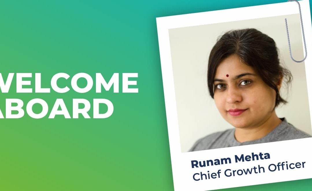 HealthCubed Welcomes Runam Mehta as Chief Growth Officer