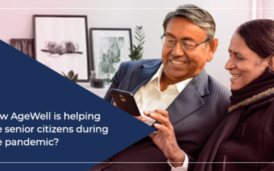 How AgeWell is helping the senior citizens during the pandemic?